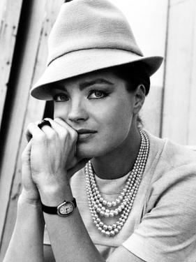 Triple Cross, Romy Schneider, 1967