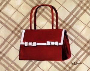 Petit Sac Rouge II by Trish Biddle