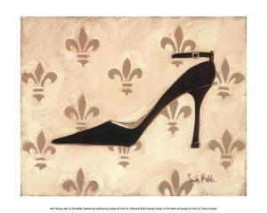 Poussoir Noir by Trish Biddle