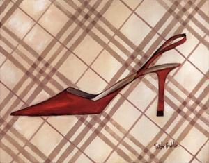 Poussoir Rouge by Trish Biddle