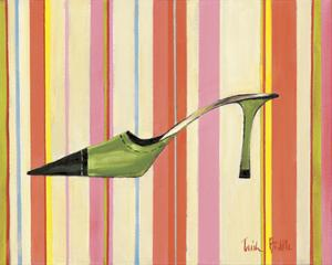 Retro Heels I by Trish Biddle