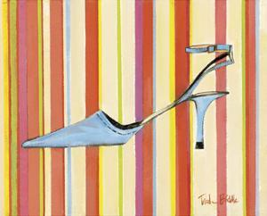 Retro Heels II by Trish Biddle