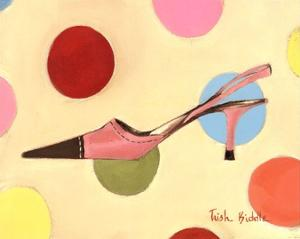 Retro Heels IV by Trish Biddle