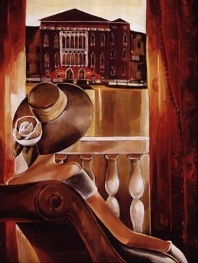 Room with a View II by Trish Biddle