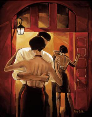 Tango Shop I by Trish Biddle