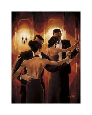 Tango Shop II by Trish Biddle
