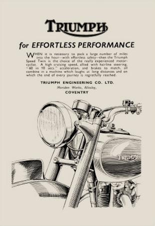 Triumph of Effortless Performance