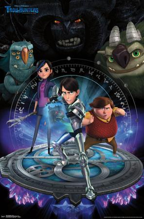 TROLLHUNTERS - GROUP