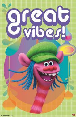 Trolls- Great Vibes!