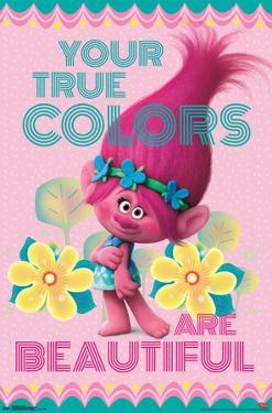 TROLLS - TRUE COLORS
