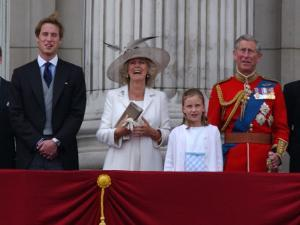 Trooping of the colour June 2005