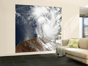 Tropical Cyclone Laurence Off the Northwestern Coast of Australia