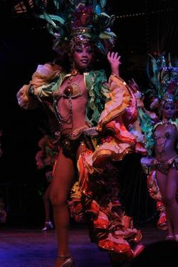 Tropicana Dancer, Havana, Cuba