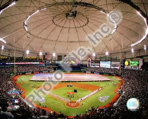 Tropicana Field Game one of the 2008 MLB World Series