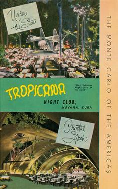 Tropicana Nightclub, Havana, Cuba