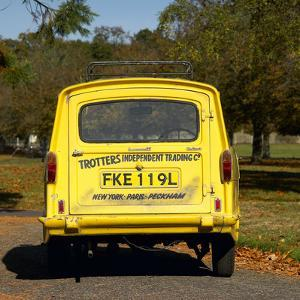 Trotters Reliant Van from Only Fools and Horses tv programme