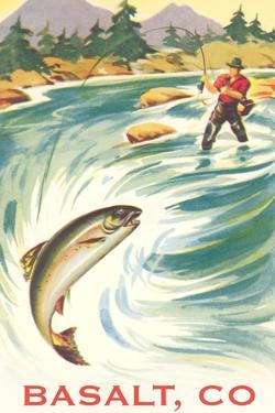 Trout Fishing, Basalt