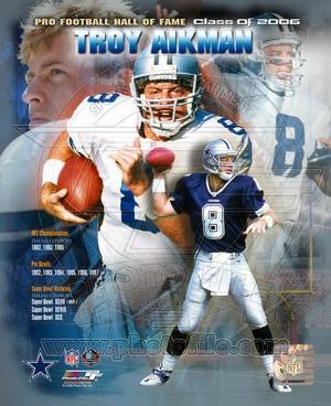 Troy Aikman - HOF Legends #2