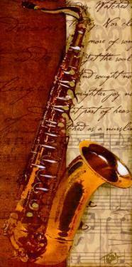 Sax, Symphony I by Troy