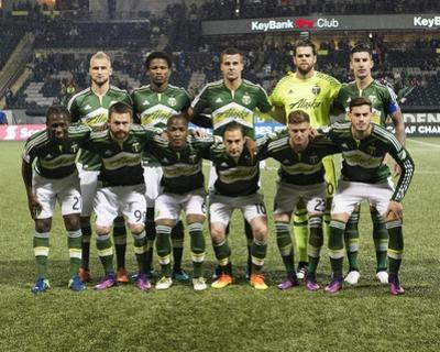 Mls: CONCACAF Champions League-Deportivo Saprissa at Portland Timbers by Troy Wayrynen