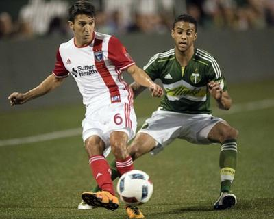 Mls: San Jose Earthquakes at Portland Timbers by Troy Wayrynen