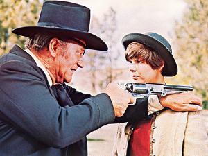 True Grit, John Wayne, Kim Darby, 1969