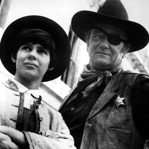 True Grit, Kim Darby, John Wayne, 1969