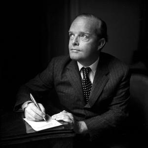 Truman Capote in Milan, 24th February 1966