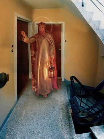 Backstairs Jesus, 2003 by Trygve Skogrand