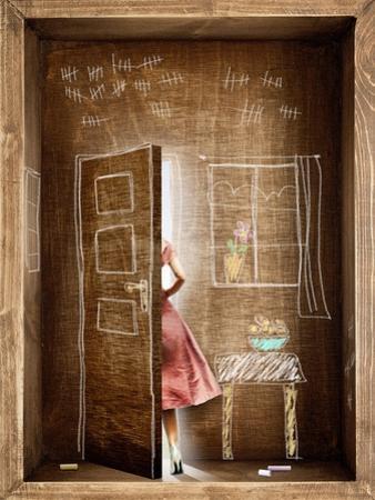 The Artist's Escape by Trygve Skogrand