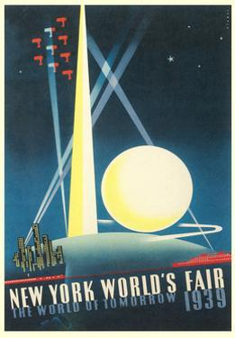 Trylon and Perisphere, World's Fair