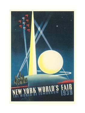 Trylon and Perisphere, World's Fair