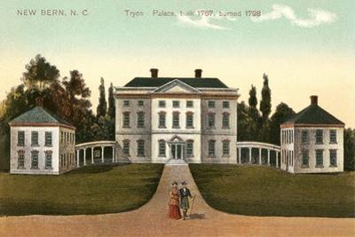 Tryon Palace, New Bern