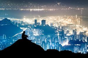 City Watcher by Tse Hon Ning