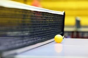 Equipment for Table Tennis - Racket, Ball, Table by TTstudio