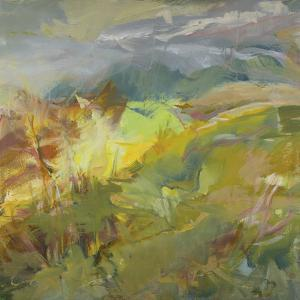 The South Downs by Tuema Pattie