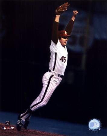 Tug McGraw - World Series Last Out Celebration