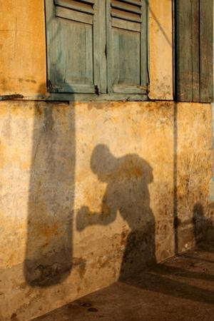A Boxers Shadow by Tugela Ridley