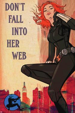 Black Widow No. 1 Cover by Tula Lotay