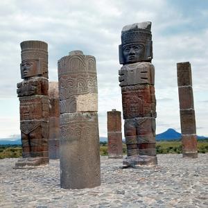 Tula: Toltec Monuments