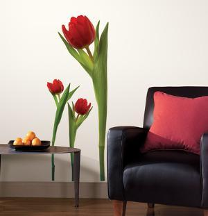 Tulip Peel & Stick Wall Decals