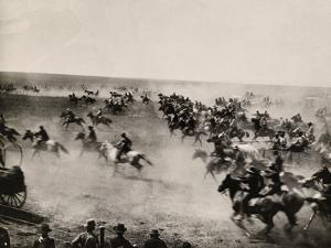 Riders Race Through the Cherokee Strip by Tulsa Chamber of Commerce