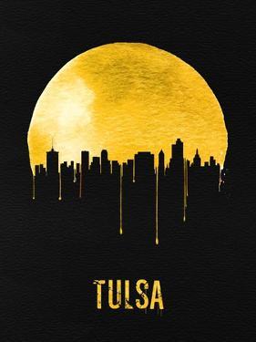 Tulsa Skyline Yellow