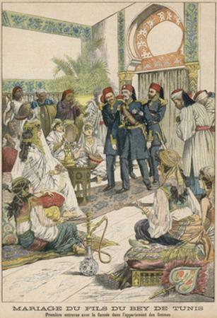 Tunisian Royal Marriage
