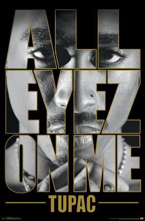 C-298 Biggie Smalls BIG 2Pac Tupac 24x36 12x18 Poster
