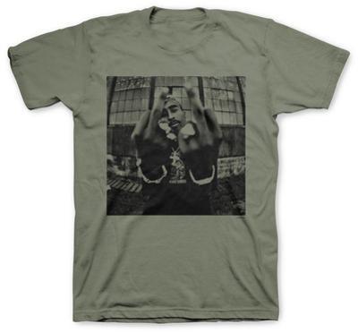 Tupac - Bold Army