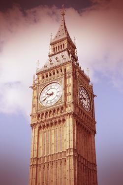 Big Ben, London by Tupungato