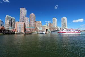 Boston, Ma by Tupungato