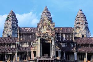Cambodia - Angkor Wat by Tupungato