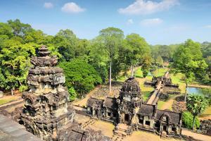 Cambodia by Tupungato